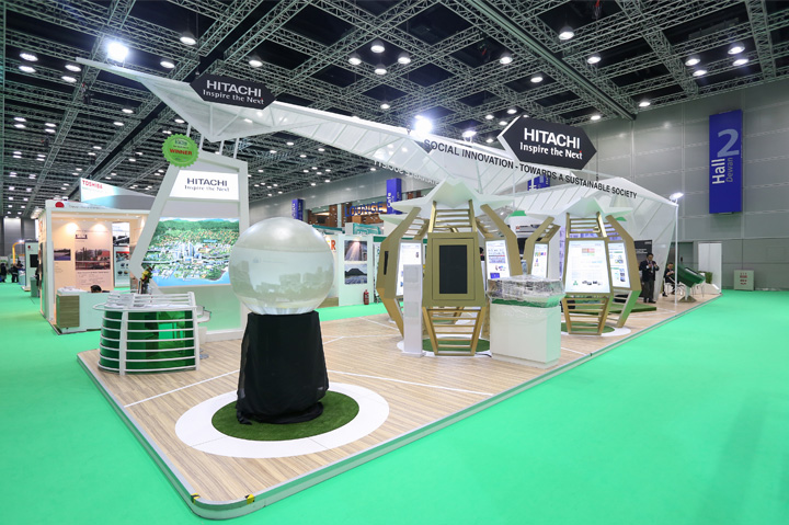 International Greentech Amp Eco Products Exhibition